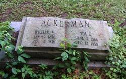 Ida G Ackerman