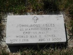 John Ross Ables