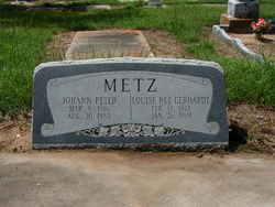 Louise <i>Gerhardt</i> Metz