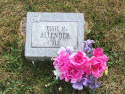 Jessie M. Allender