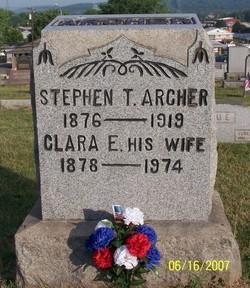 Clara Esther <i>Kraft</i> Archer