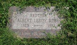 Albert Leroy Roby
