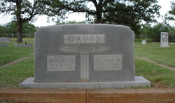 Margaret Emaline <i>Mathis</i> Davis
