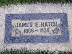 James Ernest Hatch
