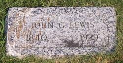 John Gordon Lewis, Jr