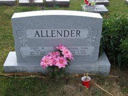 Donna Fern Allender