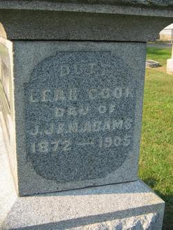 Dott Leah Cook Adams