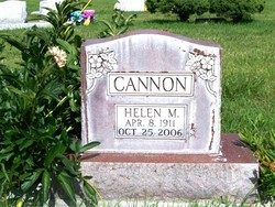 Helen Mae <i>Woodruff</i> Cannon Dillon