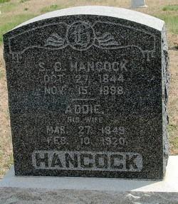Addie Hancock