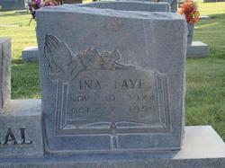 Ina Faye <i>Elam</i> Gist Brazeal