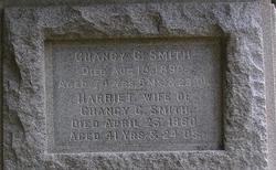 Harriet <i>VanWinkle</i> Smith