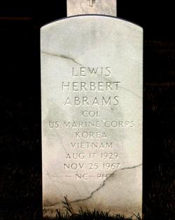 Lewis Herbert Abrams