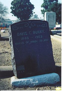 Davis C Burke