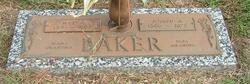 Mary Ann <i>Hanes</i> Baker