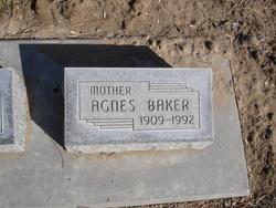 Agnes Clara <i>Hess</i> Baker