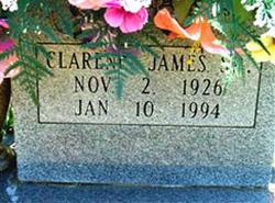 PFC Clarence James, Sr