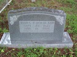 James Patrick Bourland