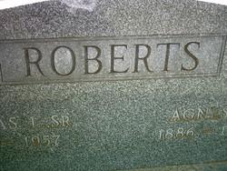 Agnes C Roberts