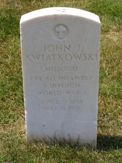 John J. Kwiatkowski