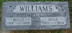 Roy E. Williams