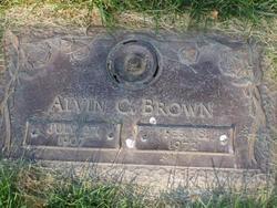 Alvin C. Brown