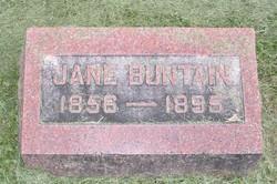 Jane Jennie <i>Shott</i> Buntain