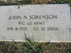 John Niles Sorenson