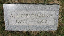 A Elizabeth Chaney