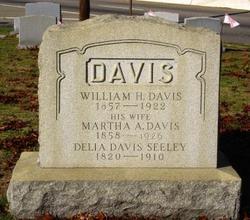 Martha Ann <i>Cokelet</i> Davis