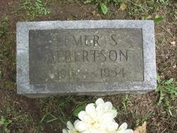 Elmer S. Albertson