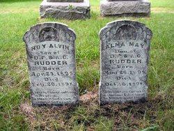 Alma May Rudder