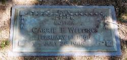 Carrie Ella <i>Smith</i> Welting