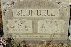 A.L. Babe Blundell