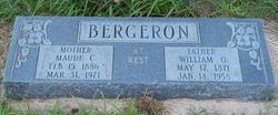 Maude Crystal <i>Evans</i> Bergeron