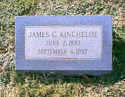 James C Kincheloe