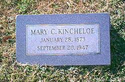 Mary Catherine <i>Thornburn</i> Kincheloe