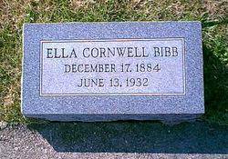 Ella Frances <i>Cornwell</i> Bibb