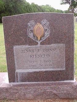 Jennifer Dianne Klenclo