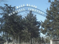 Dale Blair Memorial Cemetery
