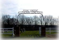 Coal Creek Lutheran Cemetery