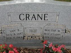 Maudie Armanthia <i>Millwood</i> Crane
