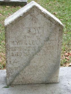 Benjamin Warner Mott, Jr
