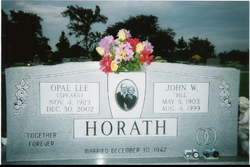 Opal Lee <i>Speaks</i> Horath