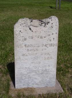 Rev Samuel Stennett Davison