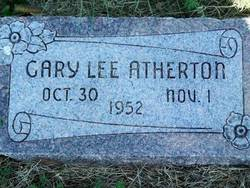 Gary Lee Atherton