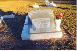 George Washington Jack Bruner