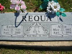 Esther Louise <i>Miller</i> Requa
