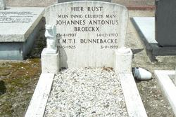 Johan Antonius Jan Broeckx