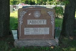 Paul A Abbott