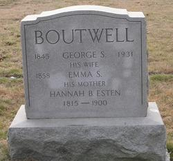 Emma S. <i>Wood</i> Boutwell